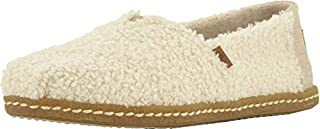 TOMS Womens Canvas Closed Toe Loafers, Plush Shearling, Size 7.5 (B078VDBH9G) | Amazon price tracker / tracking, Amazon price history charts, Amazon price watches, Amazon price drop alerts