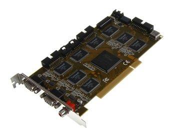 Amazon.com: 32 Canal de video DVR PCI tarjeta de captura de ...