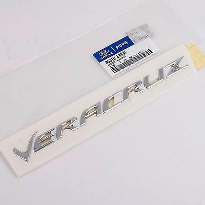 HYUNDAI Genuine 86310-3J000 Emblem