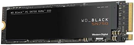 SSD Black SN750 1TB M.2 PCIE Gen3 Unidad de Disco óptico: Amazon ...