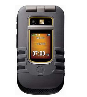 (New Nextel Rugged Motorola I680 Cell Phone)