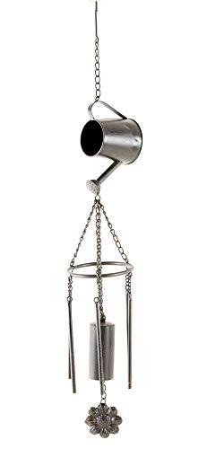 - Oak Street Wholesale Watering Can Bronze Look Metal Wind Chime Windchime