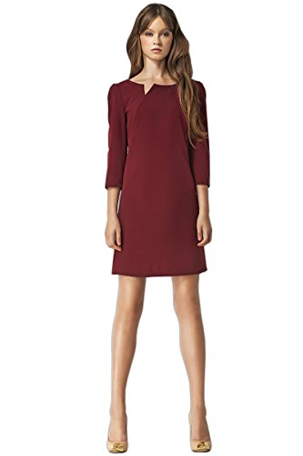 Cocktail S39 Nife Nife Bordeaux Damen Damen PwxSq6qaO