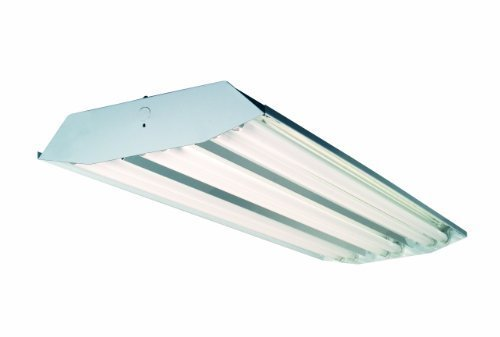 Howard Lighting HFA3E654PAPSMV000 6 Lamp High Bay Fluorescent Standard Specular Aluminum Reflector by Howard Lighting [並行輸入品] B018A1XUX4