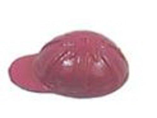 [Dollhouse Miniature 1:12 Scale Baseball Cap, Red] (Scale Baseball)