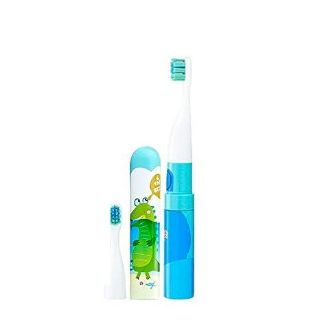 Cepillo de dientes eléctrico del bebé del cepillo de dientes suave del bebé del cepillo de dientes eléctrico impermeable de Sonic, A: Amazon.es: Salud y ...