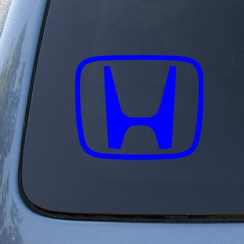 Amazon Honda Symbol Vinyl Car Decal Sticker 1909 Vinyl