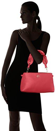 nica Ena - Shoppers y bolsos de hombro Mujer Rosa (Cranberry)