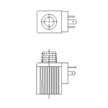 Sun Hydraulics Coil 760-211 from Sun Hydraulics
