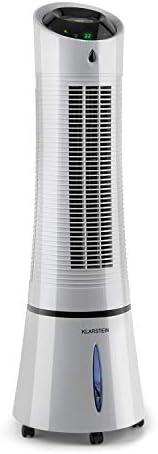 Klarstein Skyscraper Ice - Enfriador de Aire 3 en 1, Climatizador ...