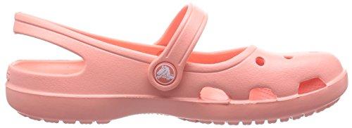 Womens Crocs pour rose plates ballerines femmes Melon Shayna r7qnw5Tr