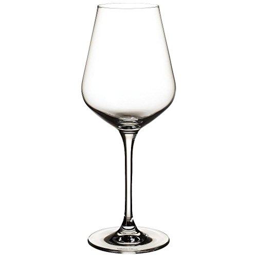 Villeroy & Boch La Divina Verre à vin blanc, 380 ml, Cristal, Transparent (Vin Blanc)