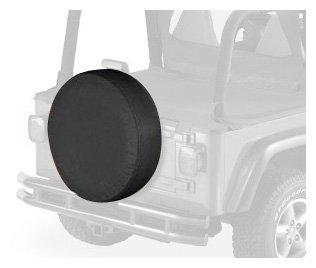 Bestop 61030-35 Bestop Tire Cover 30'' x 10'' Spare Tire Cover Tire Cover 30'' x 10''