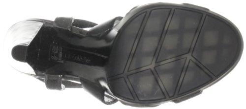 CK Womens Celeste Mirror Fashion Sandals Gun Metal Black bBpJIBxR