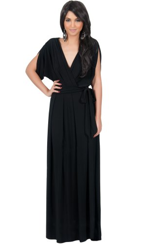 long black formal maternity dresses - 3