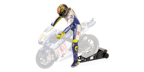Minichamps Valentino Rossi Riding Set With Start Box Figure Motogp ()