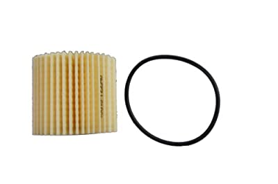 Toyota Genuine Parts 04152-YZZA6 Replaceable Oil Filter Element