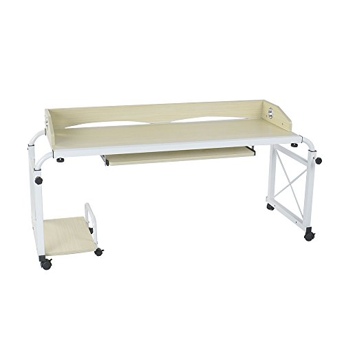 Amazon Com Sogeshome Computer Desk 55inches Over Bed