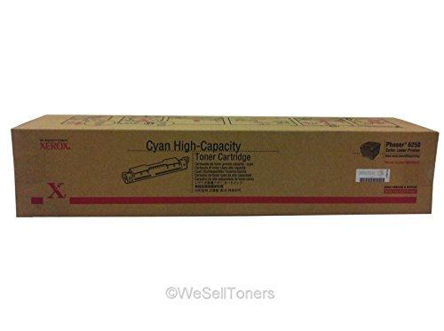 Xerox 106R00672 Toner Cartridge High-Yield (Cyan,1-Pack)