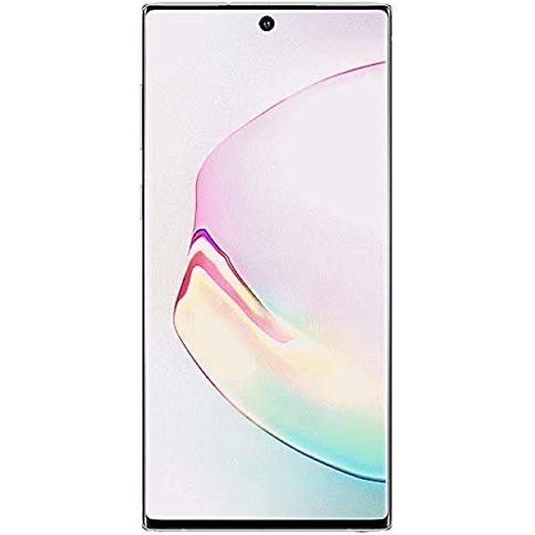Amazon Com Samsung Note 10 Verizon Aura White 256gb Renewed