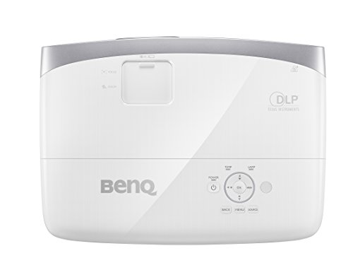 BenQ DLP HD 1080p Projector (HT2050) - 3D Home Theater Projector with All-Glass Cinema Grade Lens and RGBRGB Color Wheel by BenQ (Image #9)'