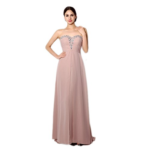 Love Dress Three Color Women Bridesmaid Dress Homecoming Dress Ivory Us 16 by Love To Dress (Image #8)