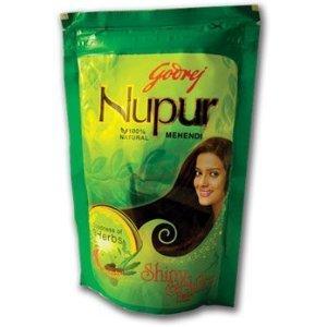 Amazon Com Nupur Henna 100 Natural Powder 1 27oz Hair Hennas