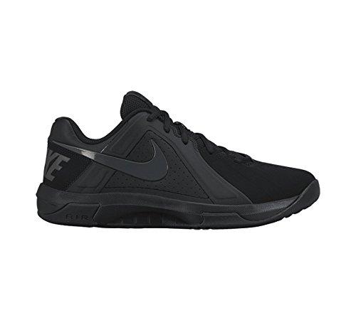 Vuelo Air Huarache Blanco / Universidad de Oro / CRT de zapatos de baloncesto Prpl 10 con nosotros Dark Grey/Black/Metallic Silver