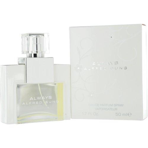 Price comparison product image Alfred Sung Eau de Parfum Spray for Women,  Always,  1.7 Ounce