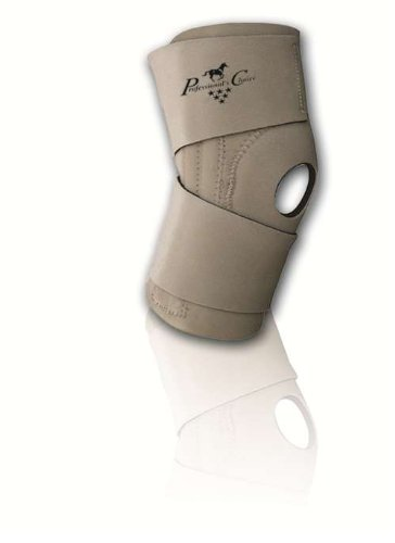 Professionals Choice Miracle Knee Support (Standard, Tan)
