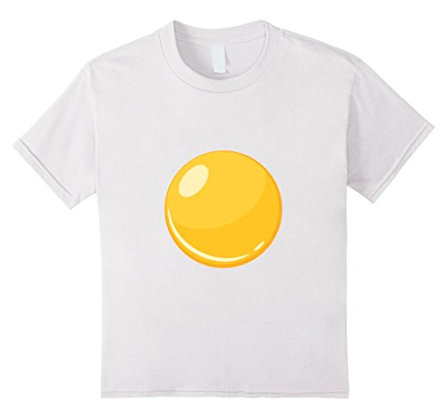 Kids Egg - Bacon & Egg Matching Halloween Costume Shirt 12 (Egg And Bacon Costume)