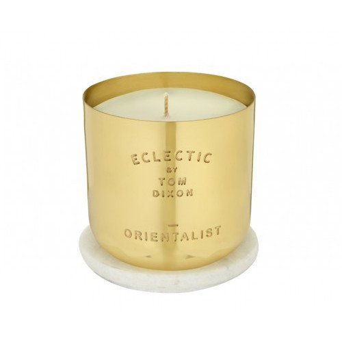 Scent Orientalist Medium Candle by Tom Dixon (Brass)