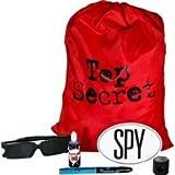 International Spy Museum Top Secret Goodie Bag