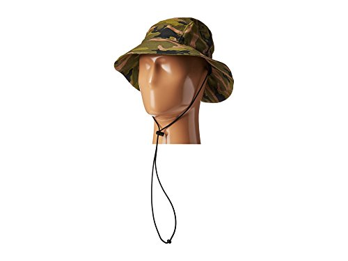 Galleon - Under Armour Men s UA Airvent Bucket Hat Camo Downtown  Green Canvas Black Hat 072bf17a0ff4