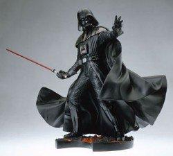 Kotobukiya Star Wars: Darth Vader Episode 3 Vinyl Model Kit]()