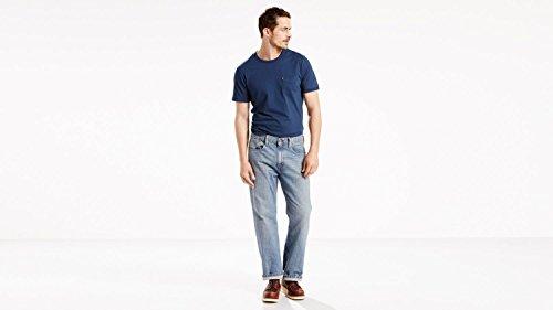 Levi's? Mens Men's 569 Loose Straight Fit Jagger Jeans (569 Straight Fit Loose Jeans)