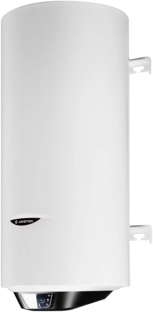 Ariston Pro1 Eco Dry Multis Chauffe-eau Electrique 80 Litres Intelligent avec affichage LED R/ésistance Gain/ée Multiposition Verticale et Horizontale