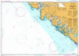 Ba Diagramm 4944  ucluelet (British Columbia) Einlass zu A Nootka Sound von UNITED KINGDOM Hydrographic Büro