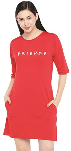 STATUS MANTRA Women's Long T-shirt with Pocket
