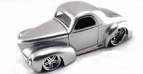 WILLYS 1941 COUPE 1/24 DIE-CAST