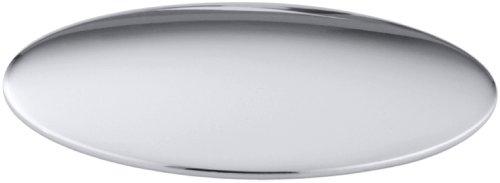 Cp Polished Chrome Escutcheon - KOHLER K-8830-CP Sink Hole Cover, Polished Chrome