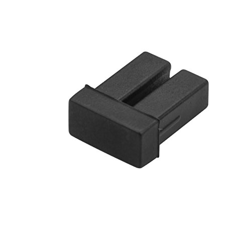 StarTech.com Fiber Optic Dust Caps - 10 Pack - for LC Ports - SFP Dust Cover - SFP Dust Cap - SFP Port Cover