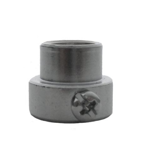Squareuare Rotisserie Seel Bushing Spit With Double Chrome Plating 4pb01