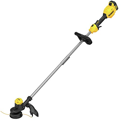 DEWALT 13 inches 20-Volt Max Lithium-Ion Cordless String Trimmer With 4 Ah Battery and Charger Included