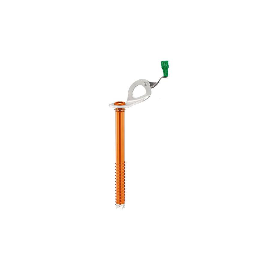 Petzl Laser Speed Light Ice Screw, 13 cm