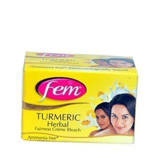 Fem Herbal Bleach Cream 15g M' margaret
