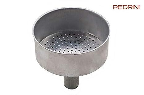 PEDRINI 9081.ri1 Repuesto Embudo Cafetera: Amazon.es: Hogar