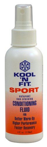 Kool N Fit Sport Conditioning Spray (4 -Ounce)