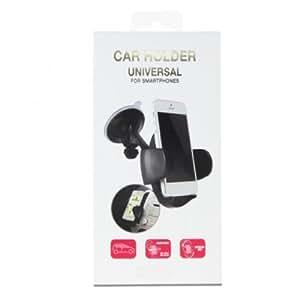 Soporte de coche para smartphone compatible con Wiko Sunset 2