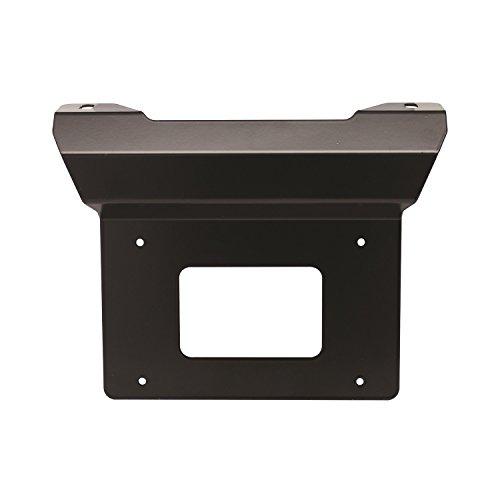 Westin Automotive Products 32-30065 Black Contour License Plate (Westin License Plate)